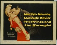 181 PRINCE & THE SHOWGIRL 1/2sh