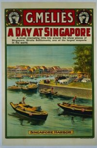 262 DAY AT SINGAPORE linen 1sheet