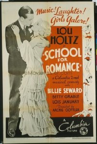 188 SCHOOL FOR ROMANCE 1sheet