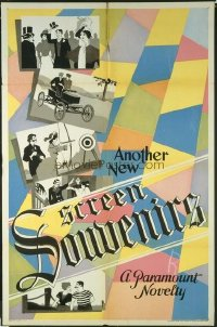 308 ANOTHER NEW SCREEN SOUVENIRS 1sheet