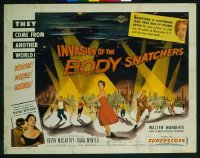 v090 INVASION OF THE BODY SNATCHERS ('56) style B 1/2sh '56