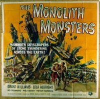 #044 MONOLITH MONSTERS 6sh57 stone monsters!