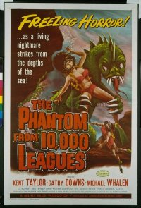 045 PHANTOM FROM 10,000 LEAGUES 1sheet