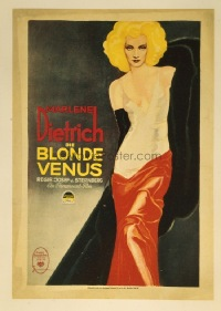 144 BLONDE VENUS linen German