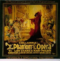 030 PHANTOM OF THE OPERA ('25) linen 6sh