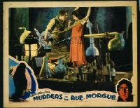 208 MURDERS IN THE RUE MORGUE ('32) LC