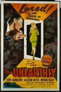 092 UNEARTHLY 1sheet