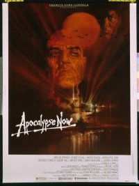 #404 APOCALYPSE NOW 30x40 movie poster '79 Marlon Brando, Coppola!