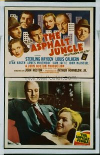 183 ASPHALT JUNGLE LC
