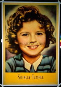 233 SHIRLEY TEMPLE linen 40x60