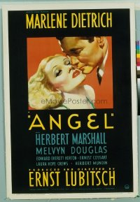 057 ANGEL ('37) linen 1sheet
