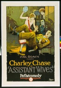 118 ASSISTANT WIVES linen 1sheet