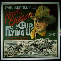 243 CHIP OF THE FLYING U ('26) linen 6sh
