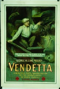 102 VENDETTA ('14) linen 1sheet
