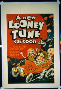 174 NEW LOONEY TUNE CARTOON linen 1sheet