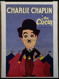 043 CINEMA CIRCUS 1sheet