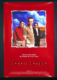 VHP7 587 BOTTLE ROCKET one-sheet movie poster '96 Wes Anderson cult favorite!