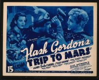 284 FLASH GORDON'S TRIP TO MARS TC, entire serial LC