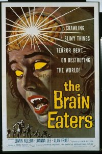121 BRAIN EATERS 1sheet