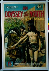 014 ODYSSEY OF THE NORTH linen 1sheet