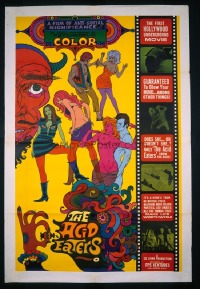 169 ACID EATERS 1sheet