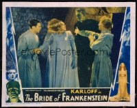 326 BRIDE OF FRANKENSTEIN paperbacked LC