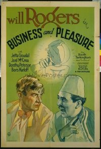 196 BUSINESS & PLEASURE 1sheet