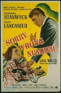 081 SORRY WRONG NUMBER linen 1sheet