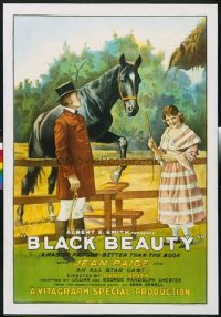 247 BLACK BEAUTY ('21) linen 1sheet