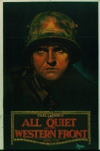 235 ALL QUIET ON THE WESTERN FRONT ('30) UF Swedish