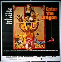 011 ENTER THE DRAGON linen 6sh