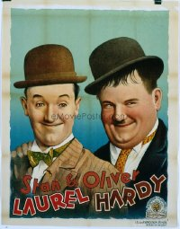 166 LAUREL & HARDY ('30S) Belgian stock