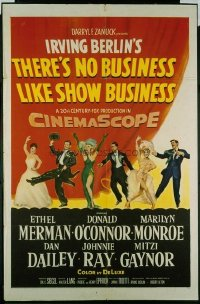 184 THERE'S NO BUSINESS LIKE SHOW BUSINESS 1sheet