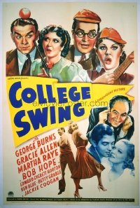 151 COLLEGE SWING linen 1sheet