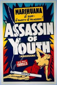 217 ASSASSIN OF YOUTH linen 1sheet