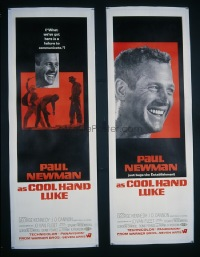 #266 COOL HAND LUKE 4 door panels 1967 Newman