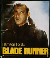VHP7 570 BLADE RUNNER special movie poster '82 Harrison Ford