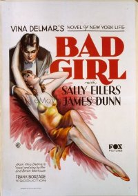 009 BAD GIRL linen 1sheet