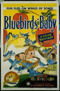 305 BLUEBIRDS' BABY 1sheet