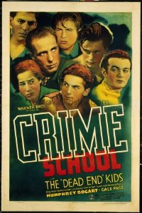 106 CRIME SCHOOL linen 1sheet
