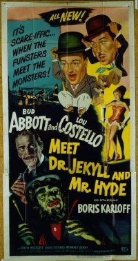 281 ABBOTT & COSTELLO MEET DR. JEKYLL & MR. HYDE 3sh