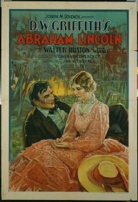 185 ABRAHAM LINCOLN ('30) 1sheet