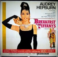 424 BREAKFAST AT TIFFANY'S ('61) linen 6sh