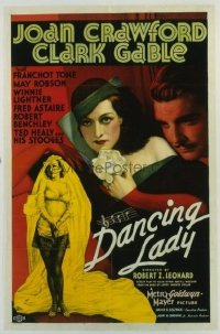 116 DANCING LADY 1sheet