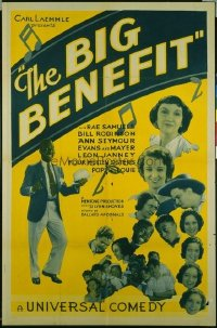 157 BIG BENEFIT 1sheet
