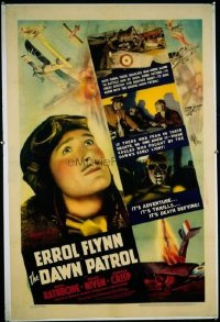 092 DAWN PATROL ('38) linen 1sheet