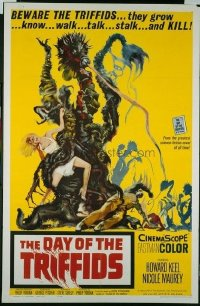 145 DAY OF THE TRIFFIDS 1sheet