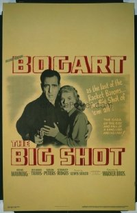 077 BIG SHOT ('42) paperbacked WC