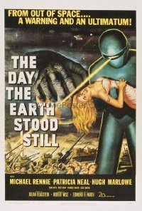 009 DAY THE EARTH STOOD STILL ('51) Aust 1sh