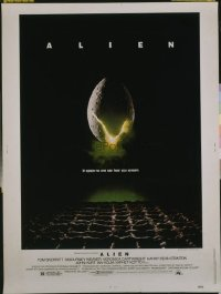 #405 ALIEN 30x40 movie poster '79 classic image and great tagline!!